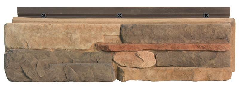 P-Series flat stone