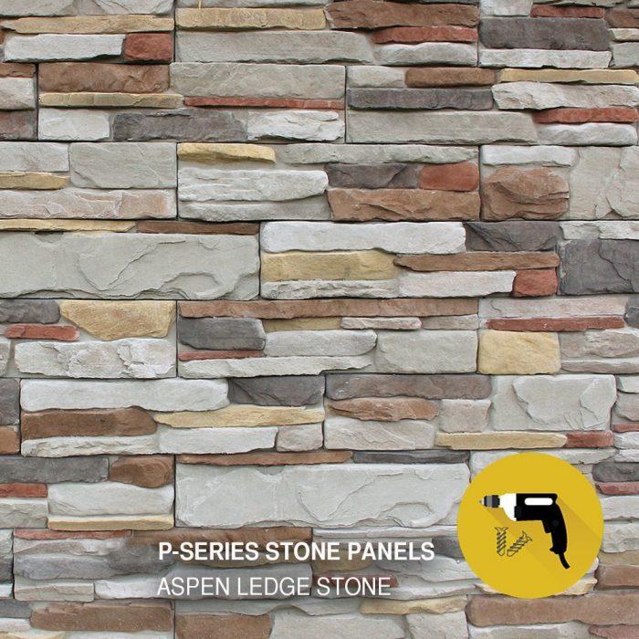 Aspen Ledge Stone