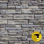 Hunter Ledge Stone Panels