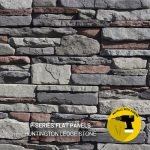 Huntington Ledge Stone Flat Panels