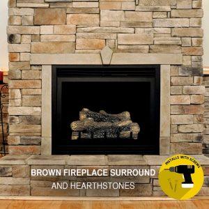 Appalachian Ledge and Fireplace Surround