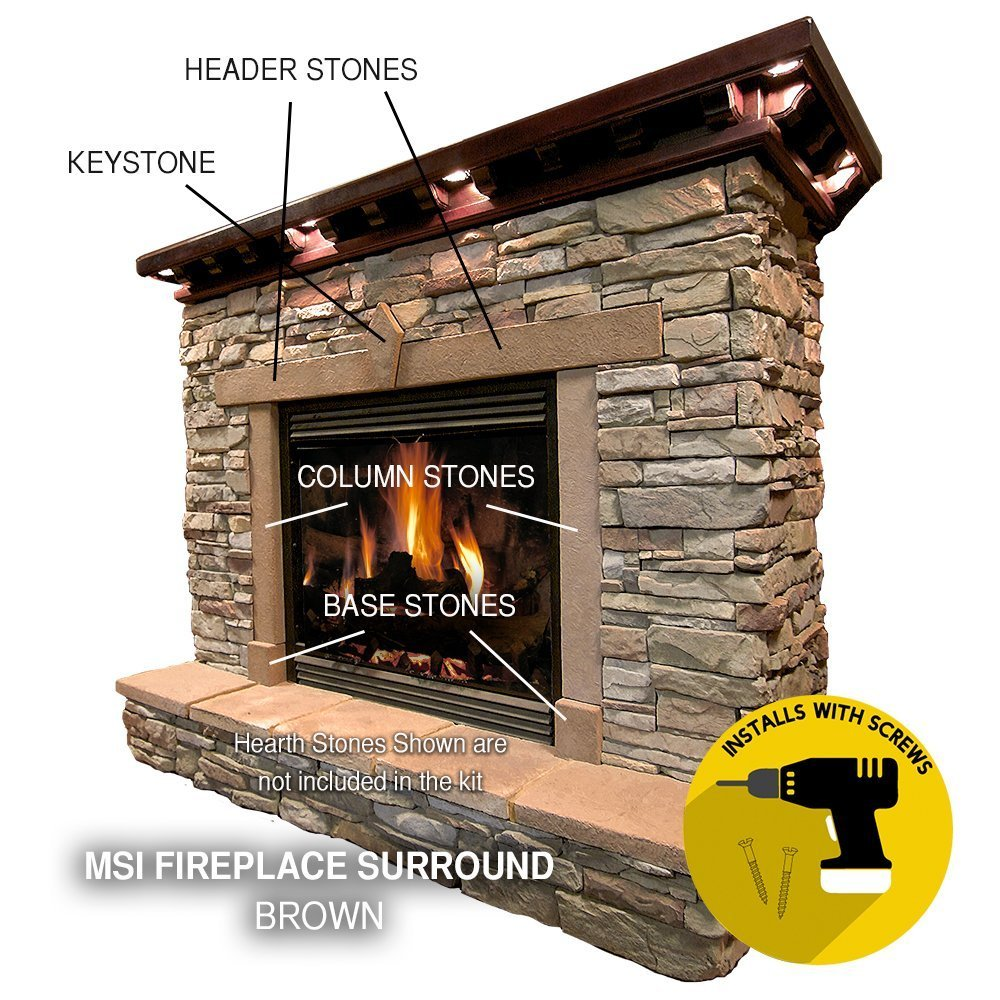 Fireplace Surrounds M Rock Stone Solutions