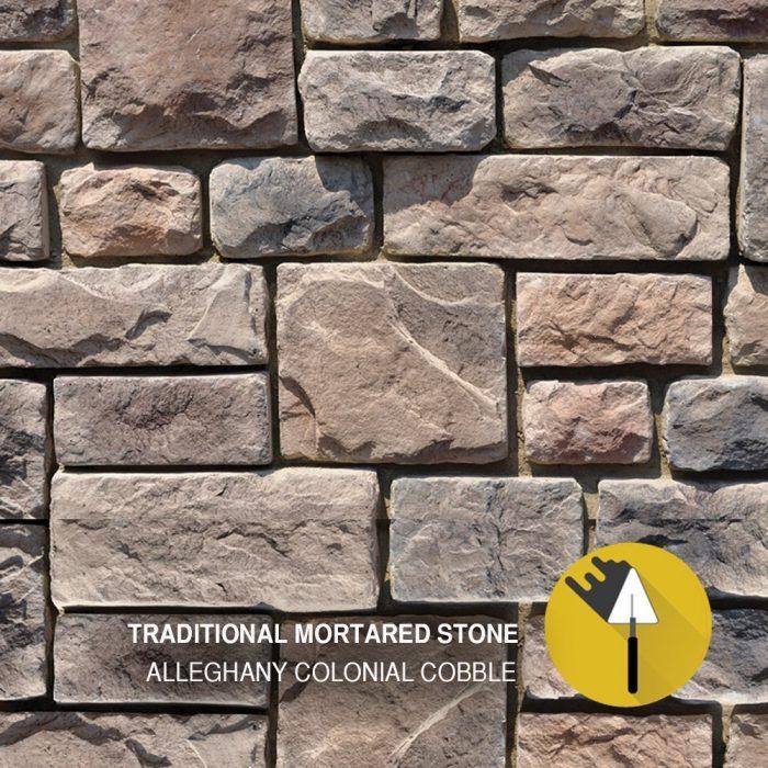 Alleghany Cobble Stone