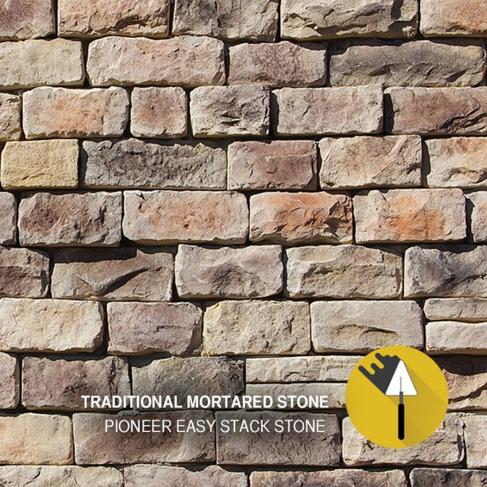 Pioneer Easy Stack stone