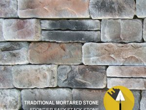 Frontier Easy Stack Stone