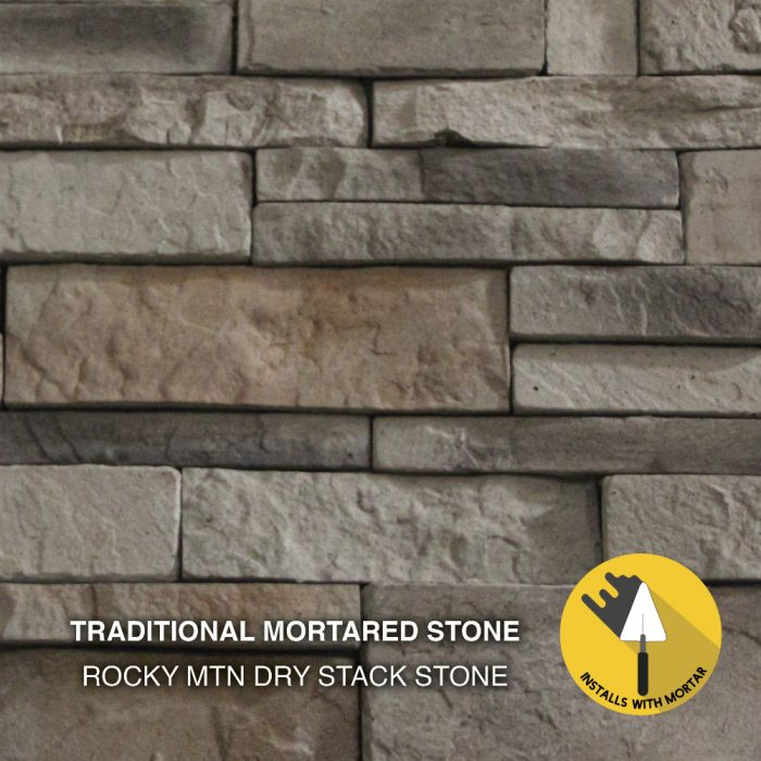 Rocky Mtn Dry Stack