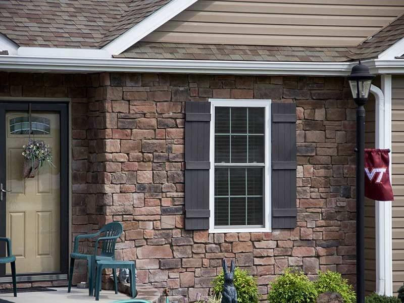 Cobble Stone Veneer