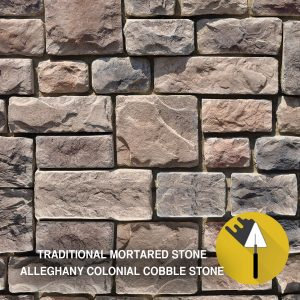 Colonial Cobble Stone