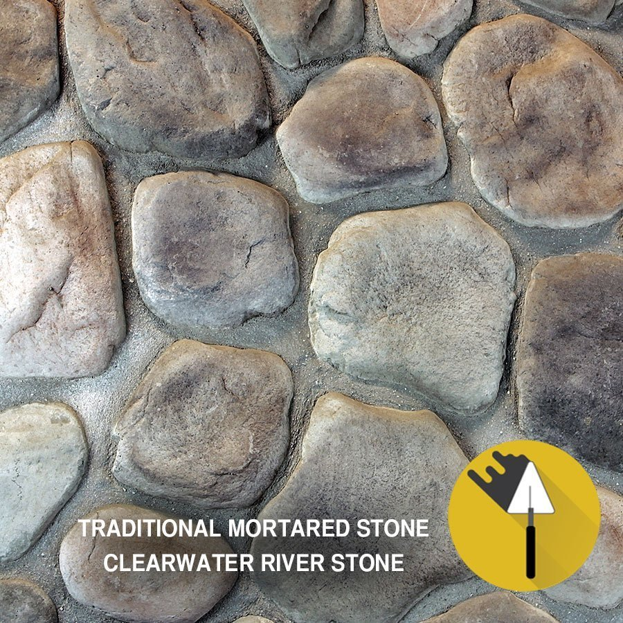 Clear Water River Stone