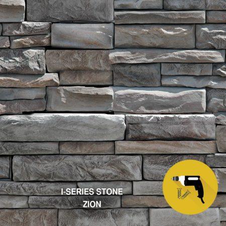 I-Series Zion Ledge Stone
