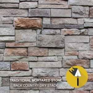 Back country Ledge Stone