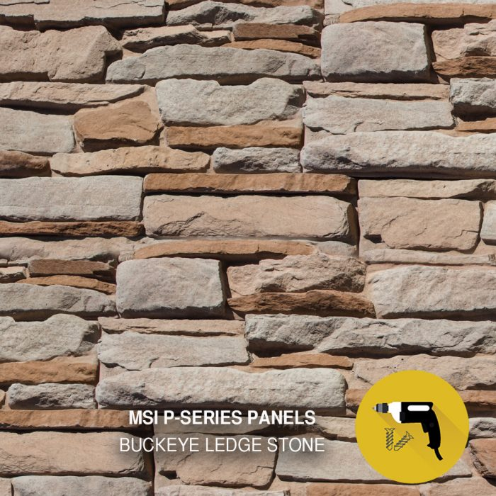 Buckeye Ledge Stone