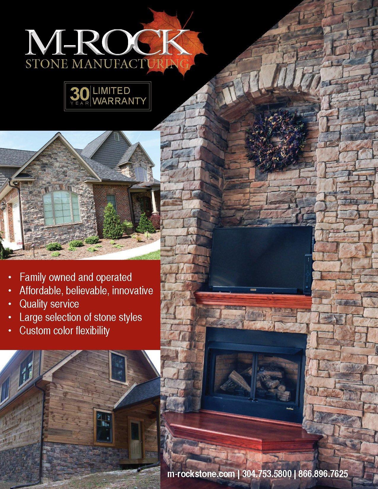 Traditional Stone Veneer