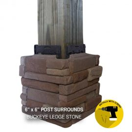 Buckeye Post Surround