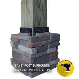 Charleston Post Surround